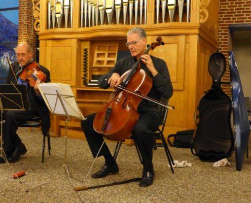 Siem-Huijsman-Cello, Ensemble