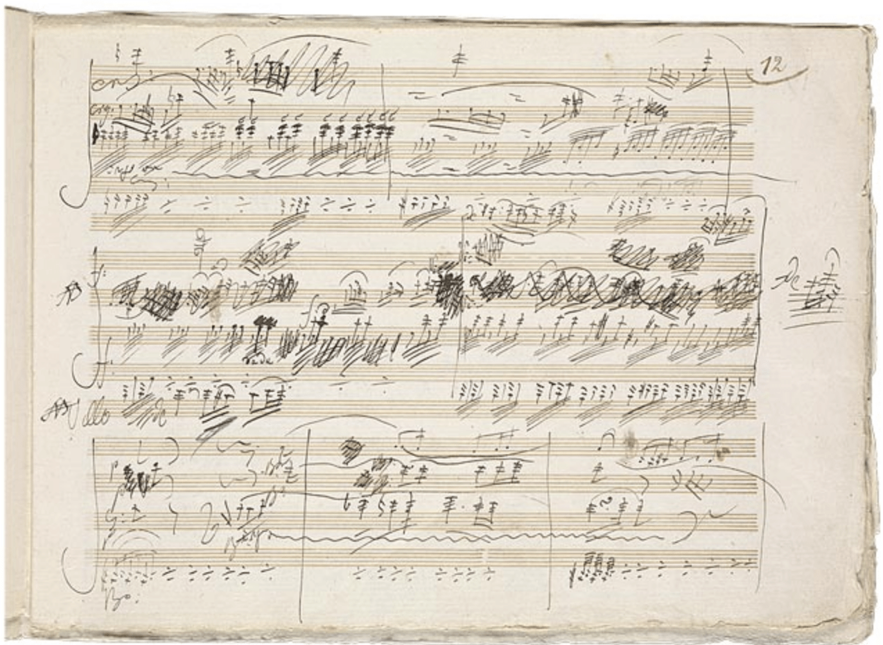 """Analysis Beethoven piano trio in D major, op. 70 no. 1 """"Geister"""" or """"Ghost"""""""